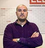 Raúl Liaño (CC OO)