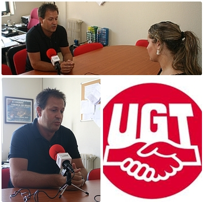 Luis Benito Barbero (UGT)
