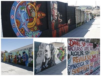 arte muros