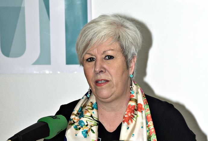 Blanca Rosa Gómez Morante (Torrelavega Sí) / Archivo (C) ESTORRELAVEGA.COM