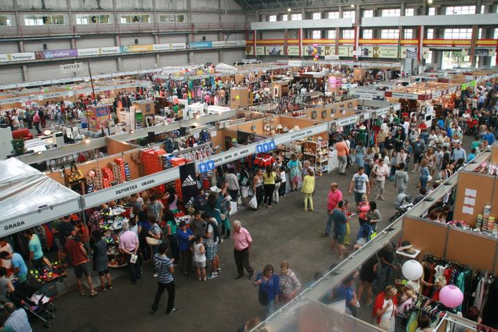 La Feria del Stock contará con la participación de 30 comercios menos que la edición anterior