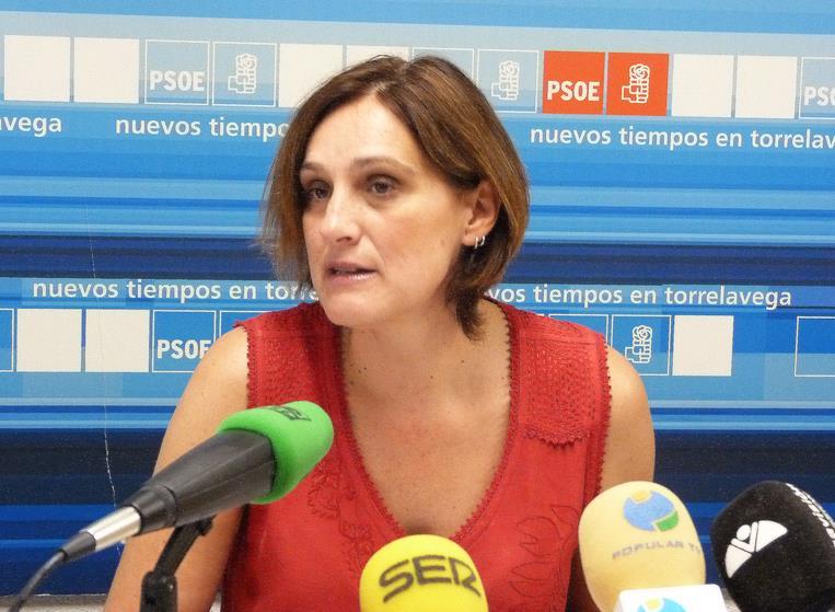 """Ruiz Salmón: """"El PP olvida y maltrata a Torrelavega"""""""