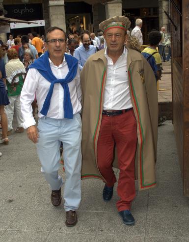 José Manuel Cruz Viadero y Javier López Marcano