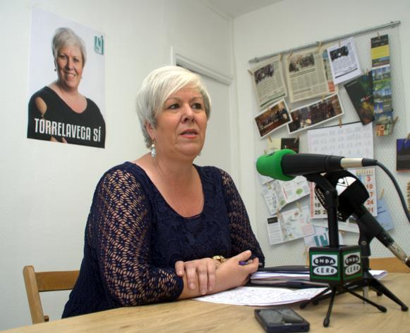 Torrelavega Sí se considera «el partido mayoritario de la oposición municipal»