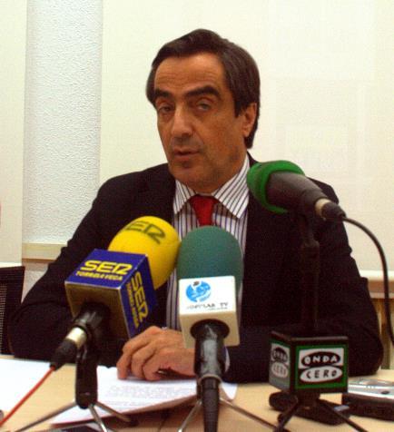 Ildefonso Calderón Ciriza (Archivo)