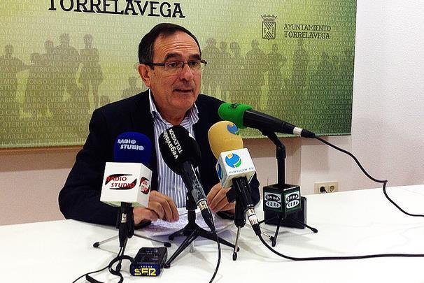 José Manuel Cruz Viadero, Alcalde de Torrelavega