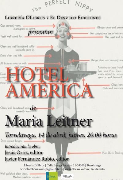 El libro hotel am rica se presenta en torrelavega noticias de torrelavega en - Librerias torrelavega ...