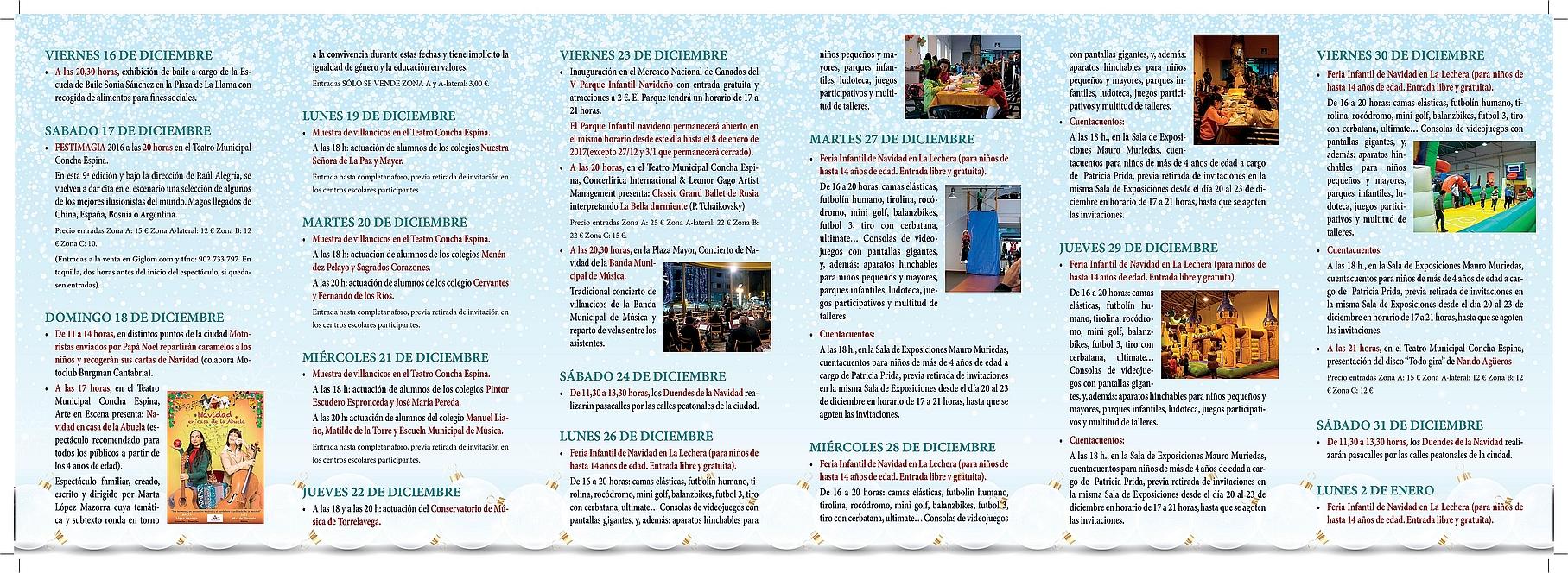 Presentada la programación navideña del Ayuntamiento 'La Navidad más cerca'