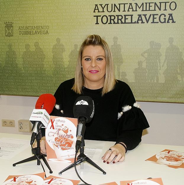Presentado el X Concurso de Cartas de Amor Ciudad de Torrelavega