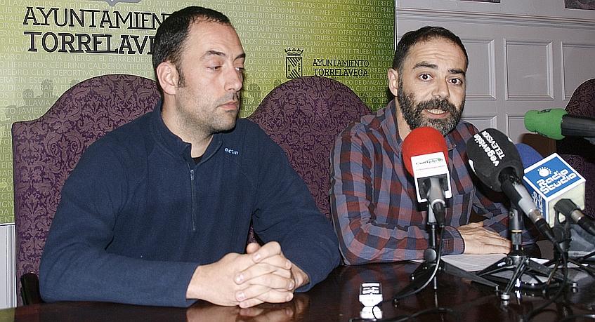 Alejandro Pérez e Iván Martínez (ACPT) - Archivo (C) ESTORRELAVEGA