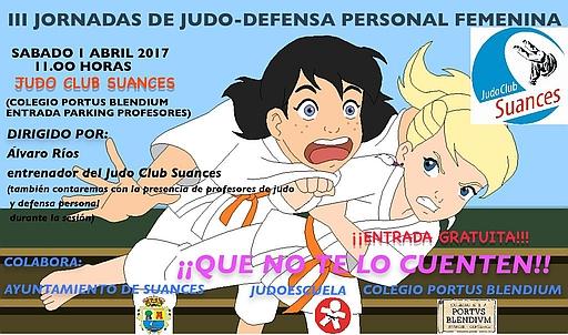Suances acoge las III Jornadas de Defensa Personal para mujeres