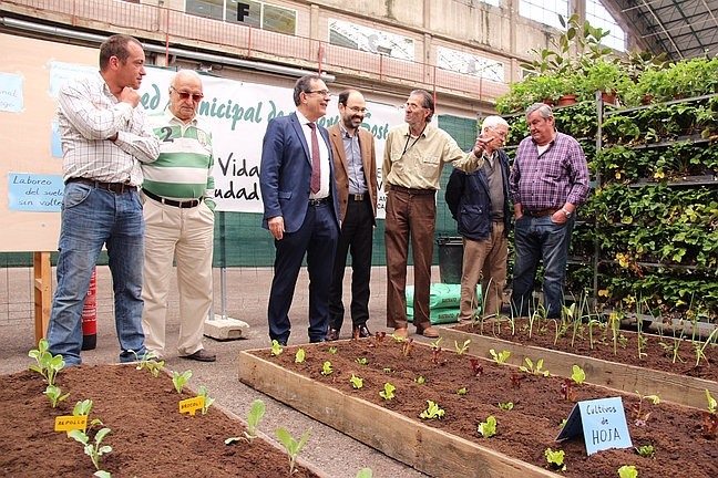 Inaugurada la VI Feria de Árboles y Plantas