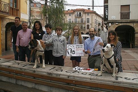 La Llama albergará el 'Desfile Canino de Adopción'