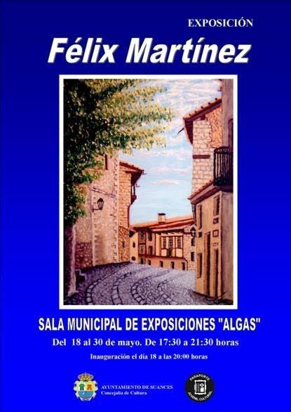 La Sala municipal de Arte Algas de Suances inicia una nueva temporada expositiva