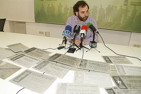 José Otto Oyarbide - (C) Archivo ESTORRELAVEGA