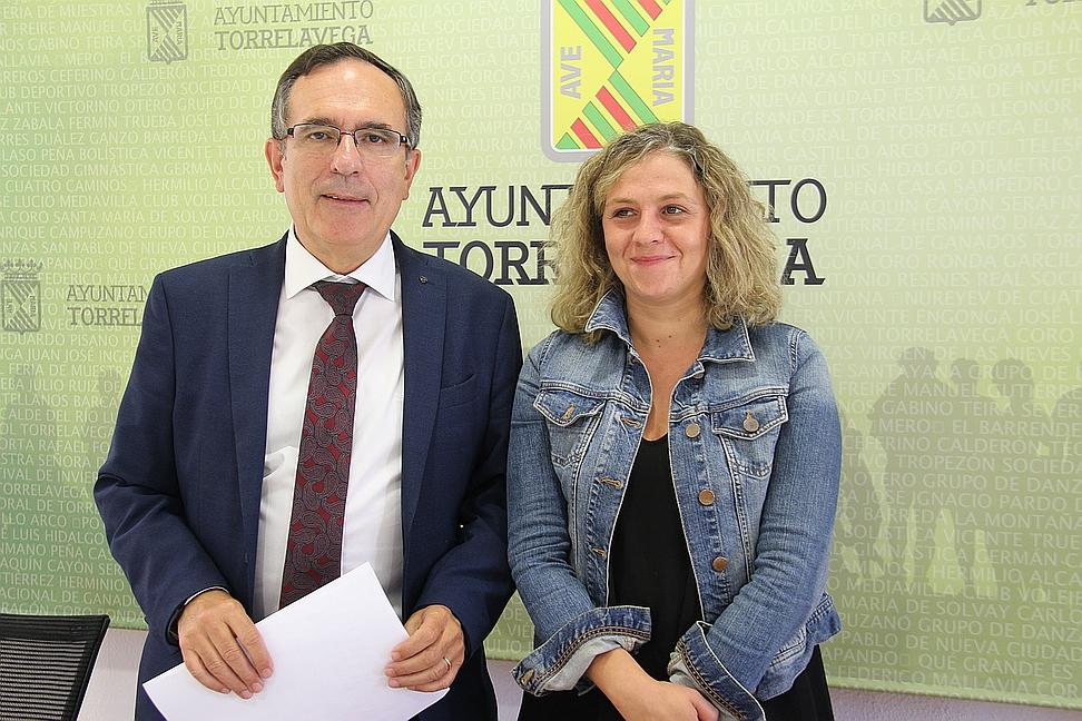José Manuel Cruz Viadero y Patricia Portilla - Las Fiestas de la Patrona 2017 han sido 'las más participativas' de la última década