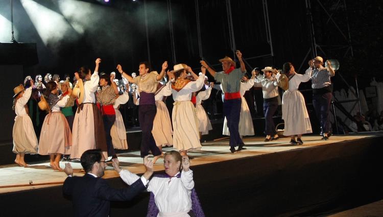 Torrelavega vibró con el espectáculo 'Los Sueños que nos hicieron Torrelavega'