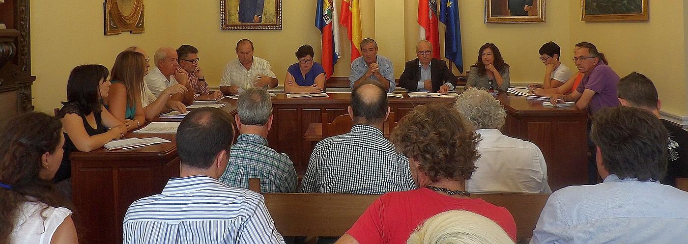 Reunión en Suances para tratar de garantizar la calidad del agua en las playas