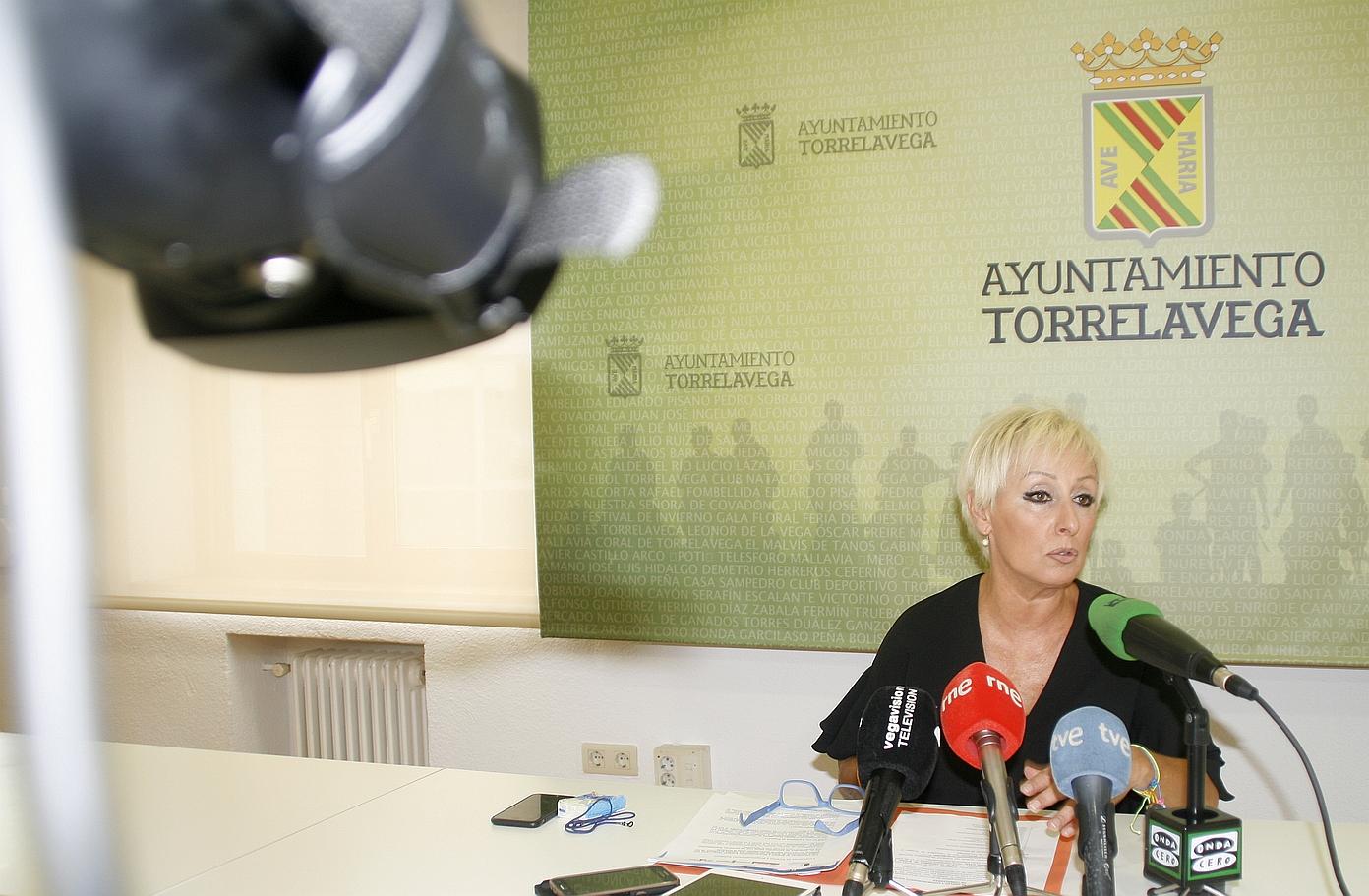 """Jezabel Tazón califica de """"excelentes"""" los resultados de la 4ª Lanzadera de Empleo de Torrelavega - (C) Foto: ESTORRELAVEGA"""