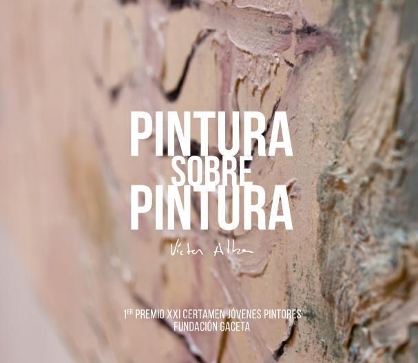 El artista Víctor Alba expone en Salamanca sus últimas obras