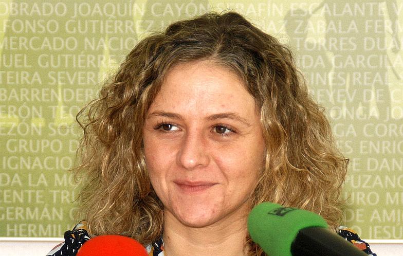 """Torrelavega Sí y ACPT cargan contra Patricia Portilla, a quien acusan de """"incapacidad"""" y """"falta de transparencia"""" - Patricia Portilla (FOTO: archivo ESTORRELAVEGA)"""