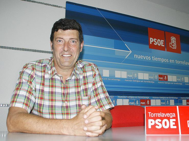 Bernardo Bustillo - «Si gano, el candidato a la Alcaldía será José Manuel Cruz Viadero»