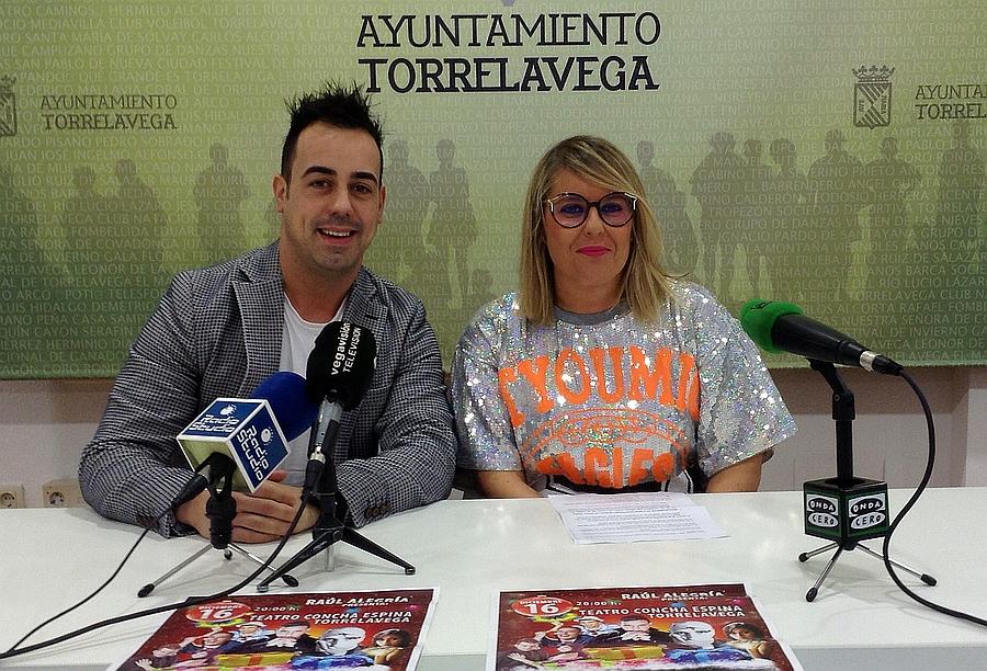 El 16 de diciembre en el TMCE, 10ª edición de FESTIMAGIA - Raúl Alegría y Cristina García Viñas
