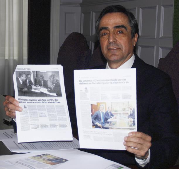 Ildefonso Calderón - Foto: archivo ESTORRELAVEGA