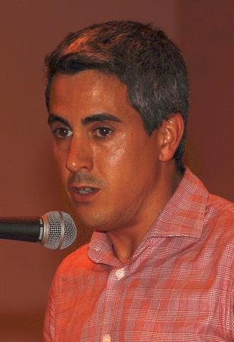 Pablo Zuloaga, en una imagen de archivo (C) CANTABRIA DIARIO