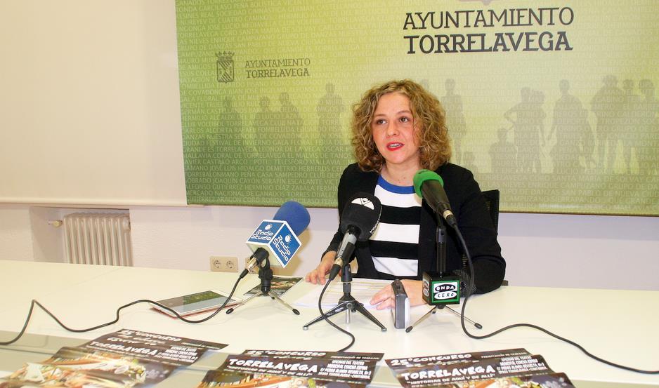 Patricia Portilla, concejal de Juventud y Festejos - En marcha el XXV Concurso de Cómic Ciudad de Torrelavega