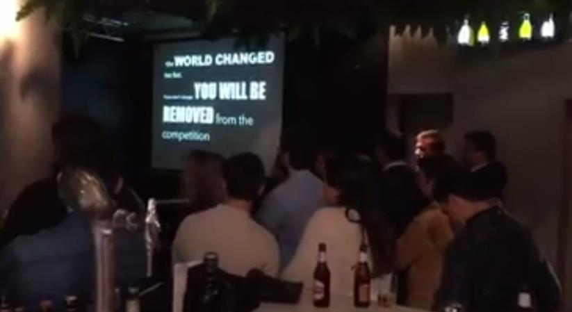 Lleno total en la charla organizada por Besaya Empresarial
