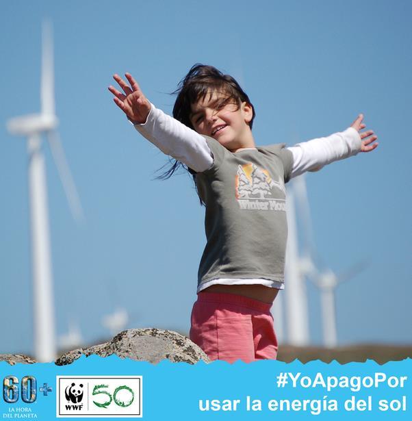 Torrelavega se sumará a la Hora del Planeta contra el cambio climático