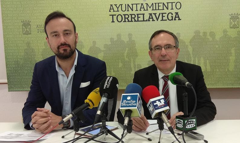 Javier López Estrada y José Manuel Cruz Viadero - Pleno Extraordinario el 24 de abril para aprobar el convenio y la financiación del proyecto de soterramiento