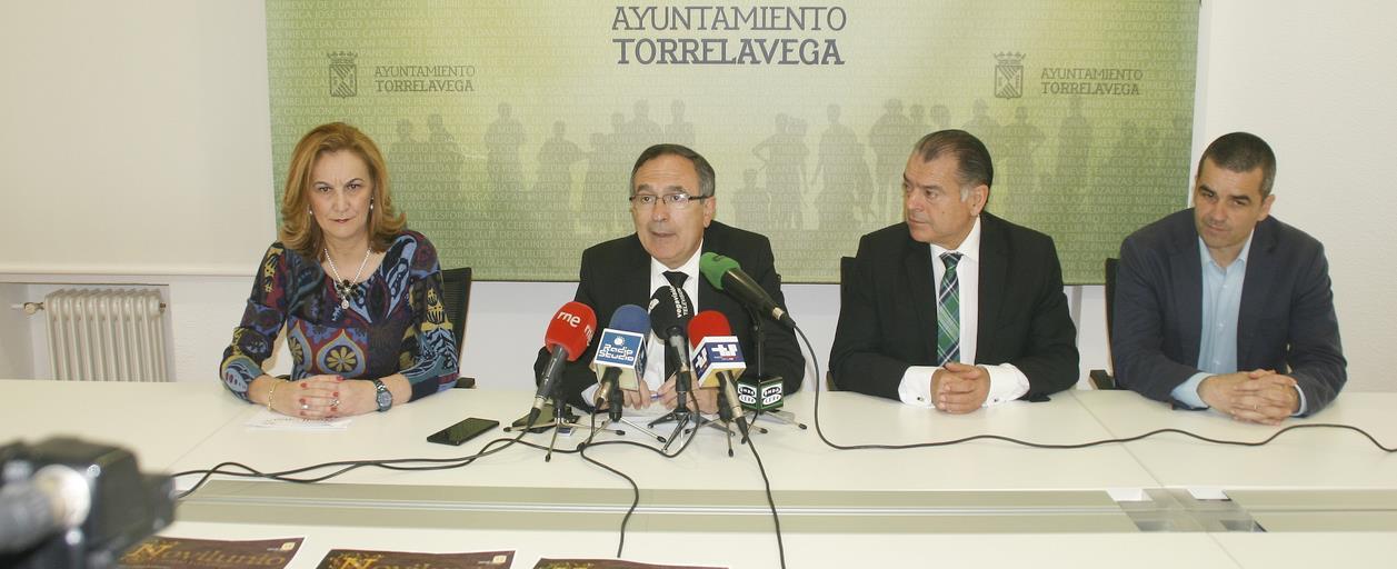 """""""Este fin de semana Torrelavega será la capital del emprendimiento"""", asegura el alcalde José Manuel Cruz Viadero"""