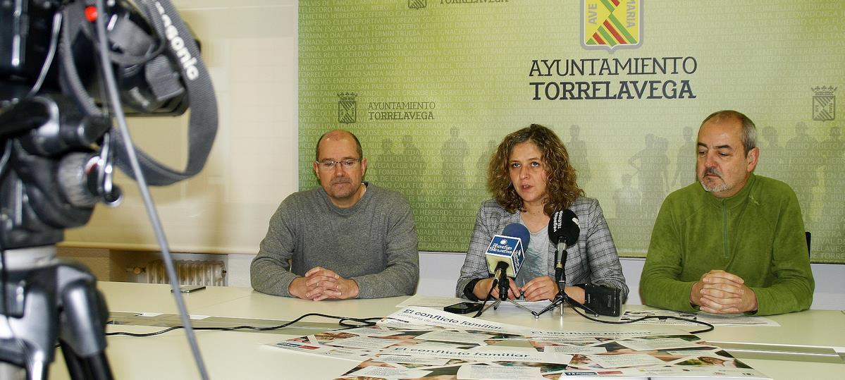 """Presentada la campaña """"El Conflicto Familiar"""" organizada por la Fundación Amigó"""