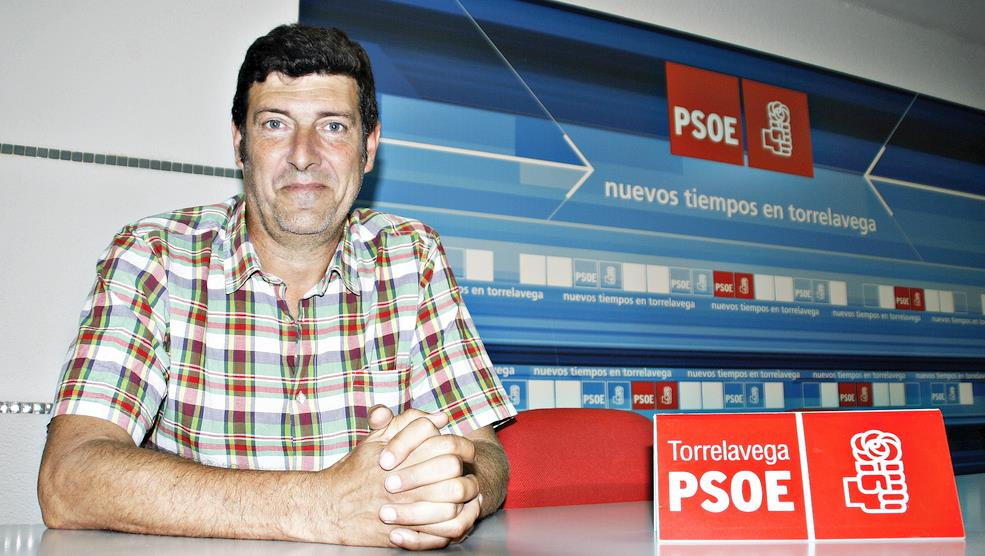 Bernardo Bustillo, Secretario General del PSOE de Torrelavega - El PSOE de Torrelavega debatirá sobre el modelo de primarias