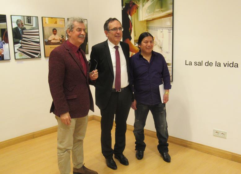Inauguradas en el CNFOTO dos exposiciones fotográficas; 'El Ojo Público' y 'FOTO AC'