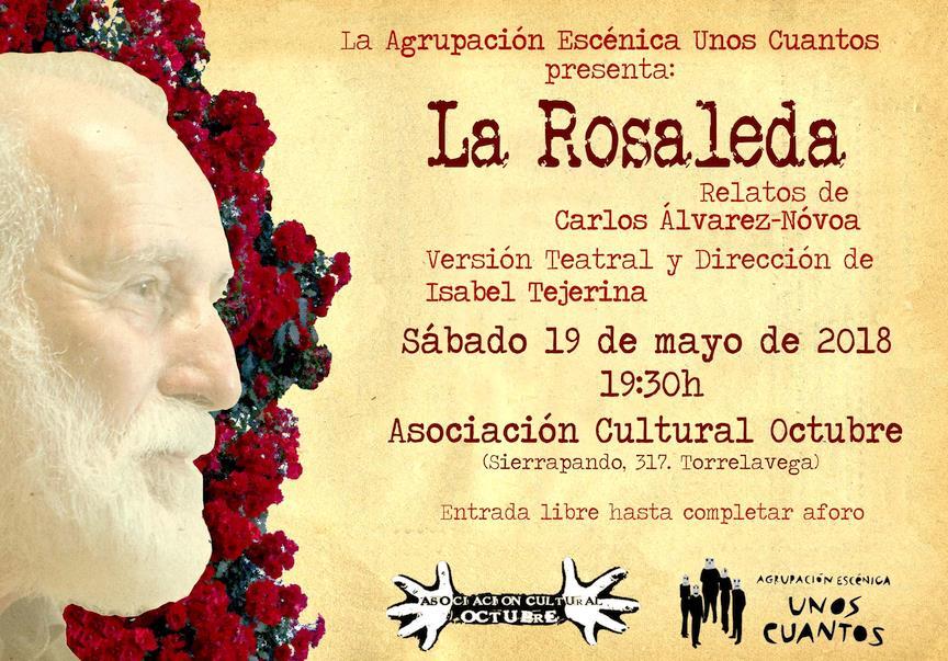 """""""Unos cuantos"""" estrena """"La Rosaleda"""" en Torrelavega"""