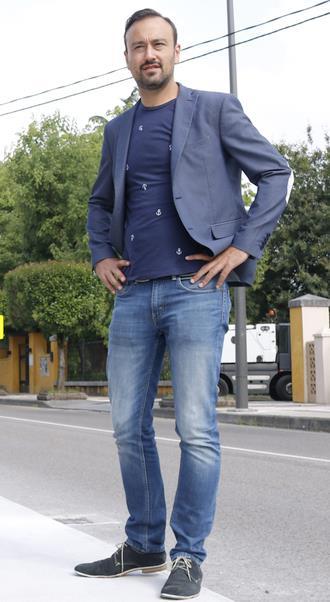 Javier López Estrada en una imagen de archivo (C) ESTORRELAVEGA