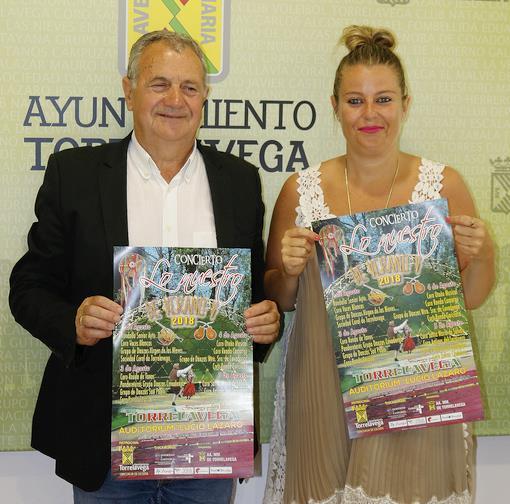 Presentada la V edición del festival 'Lo Nuestro' que tendrá lugar en el Auditórium 'Lucio Lázaro'