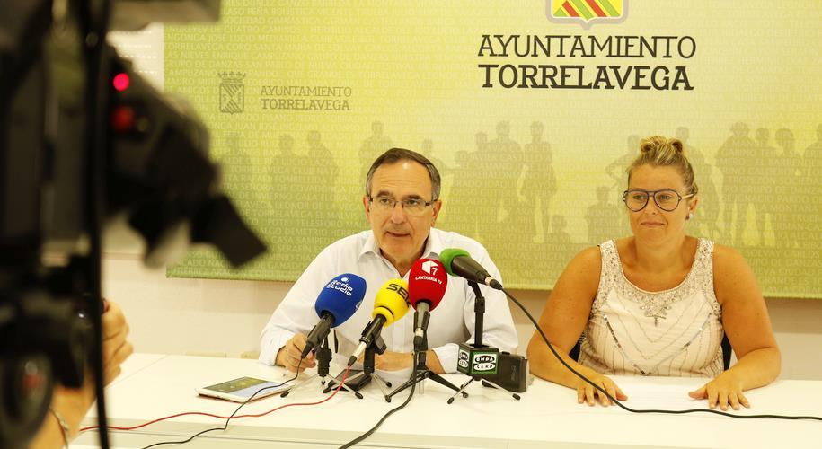 José Manuel Cruz Viadero y Cristina García Viñas