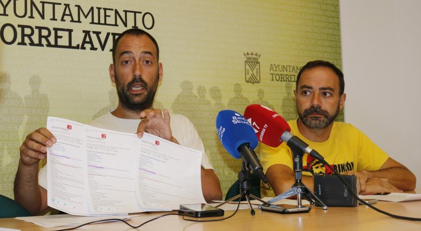 """Alejandro Pérez e Iván Martínez - ACPT afirma que Bernardo Bustillo """"mintió descaradamente"""""""