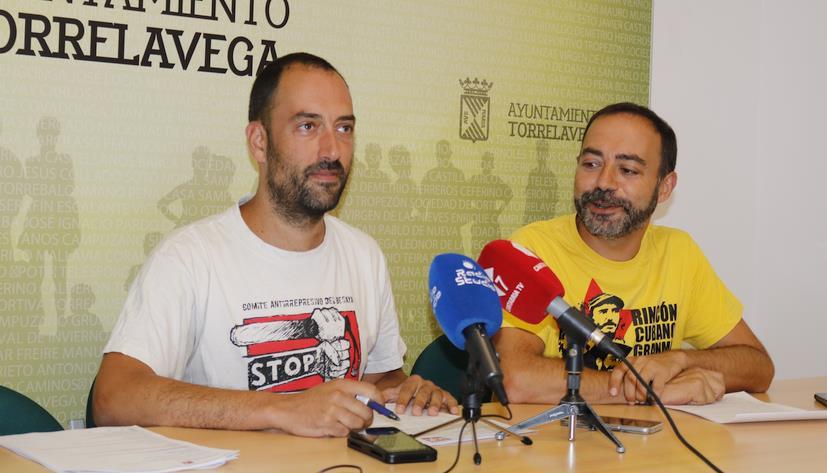 Alejandro Pérez e Iván Martínez (ACPT)
