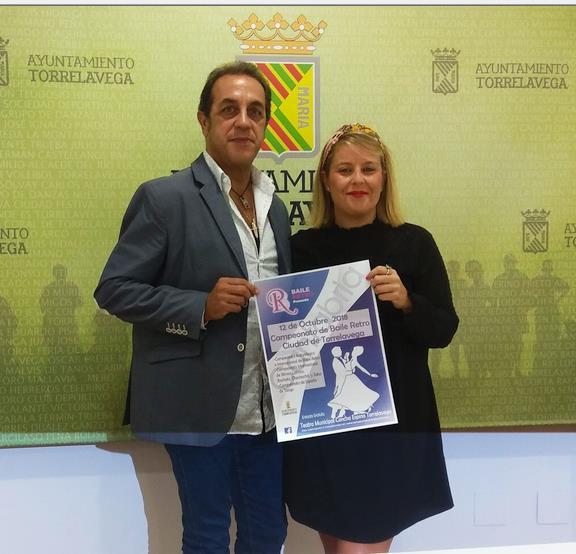 El 12 de octubre en el TMCE I Campeonato de Baile Retro 'Ciudad de Torrelavega'
