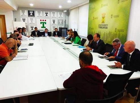 Segunda jornada de los Foros sobre el Plan Estratégico Torrelavega 2016/2026