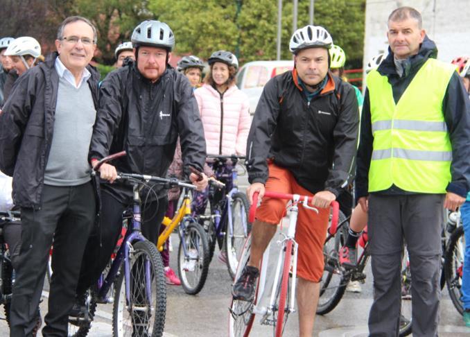 Torrelavega celebra el Día de la Bicicleta