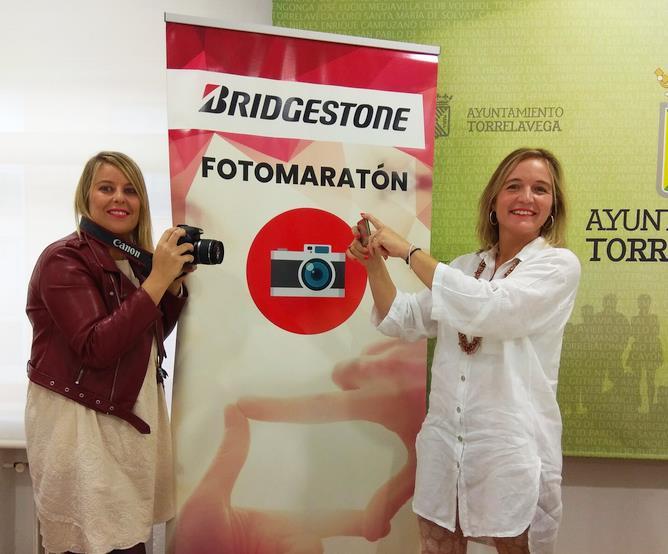 El 20 de octubre se celebrará en Torrelavega el I Fotomaratón Bridgestone