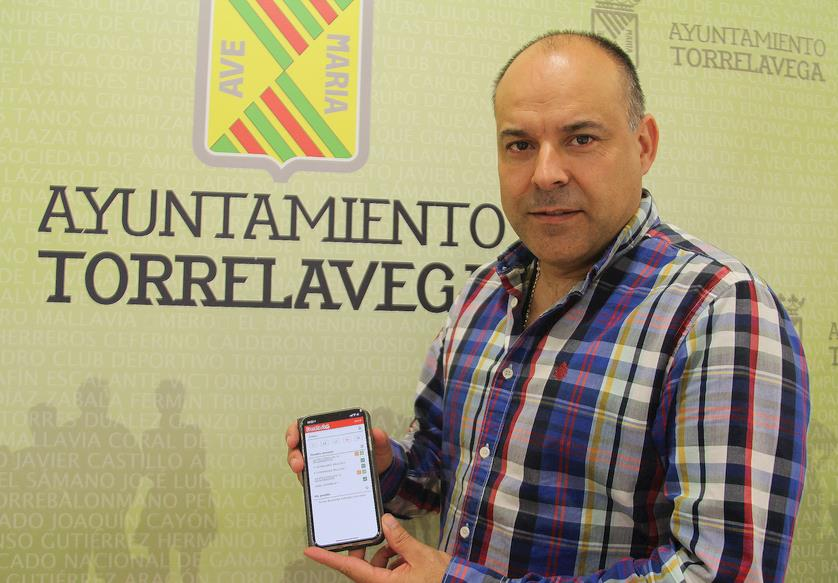 Javier Melgar Escudero - El Torrebús estrena una web adaptada a dispositivos móviles