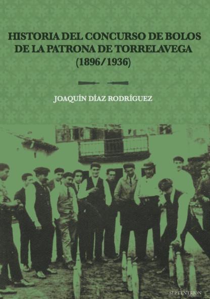Joaquín Díaz lanza un libro sobre la historia del concurso de bolos de la Patrona