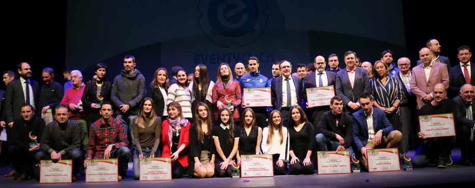 Torrelavega celebra un año estelar para el Deporte local con su XXVII Gala del Deporte